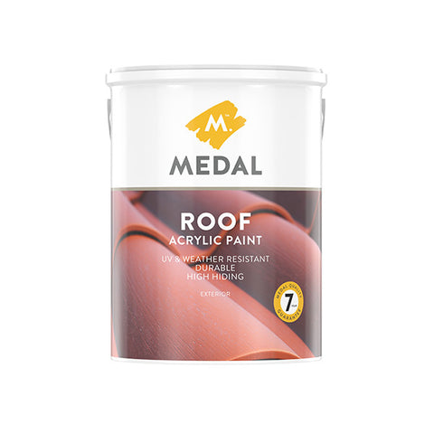 Medal Acrylic Roof Paint