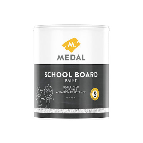 Medal School Board Paint