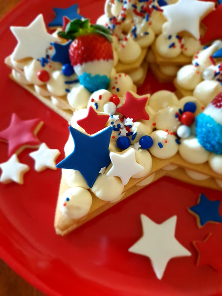 4th July Cookie Cake