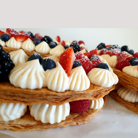 Mille Feuille Layers