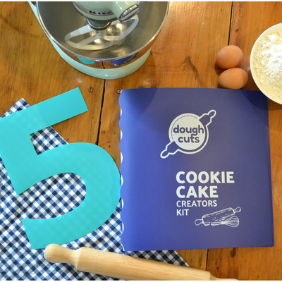 Ultimate Bundle Cookie Cake Creators Kit + Letter Set + Everyday Shapes