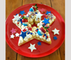 PRINT AT HOME - Star Cookie Cake Template