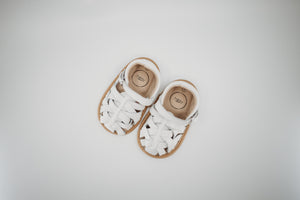 Rumi Sandal White - Soft Sole