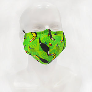 Toucan Conservation Mask