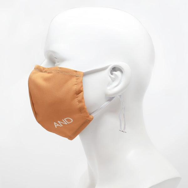 Edge Sports-mesh Eco Mask Half Print