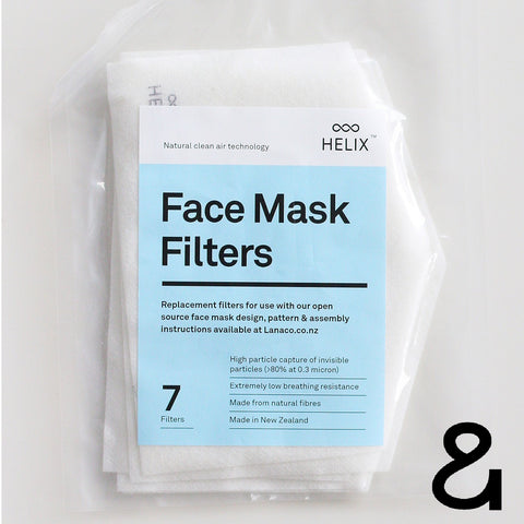 Helix™ Face Mask Filters