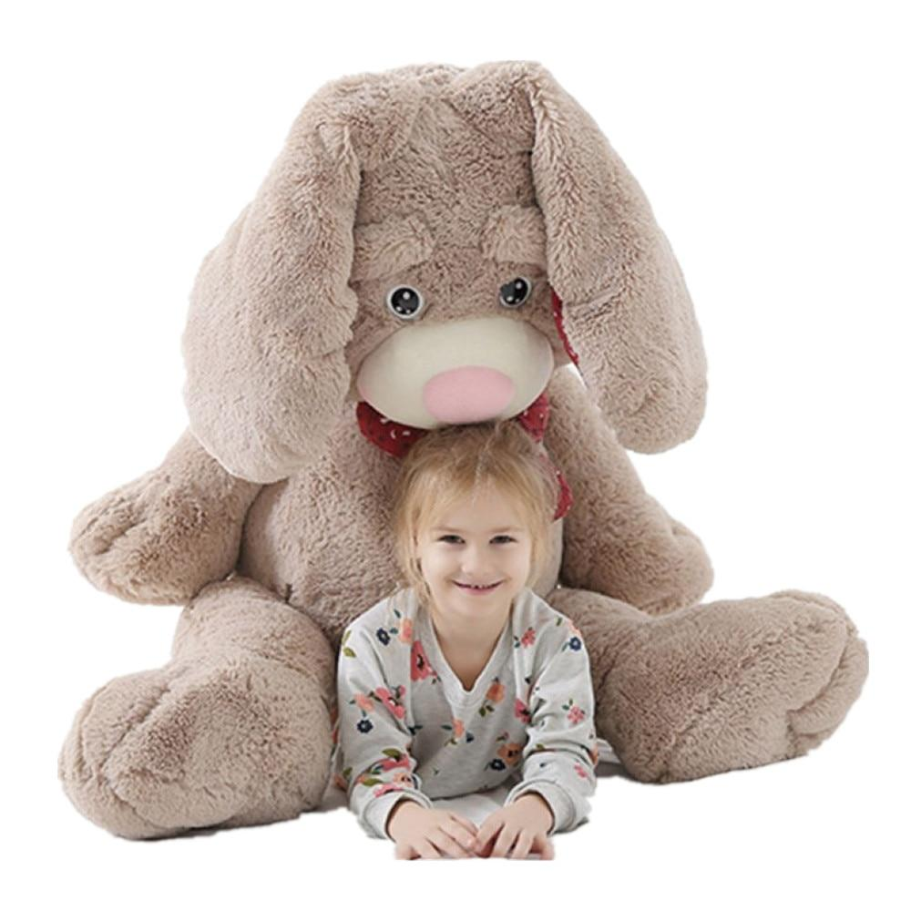 Doudou Lapin<br> Grande Taille 125 cm