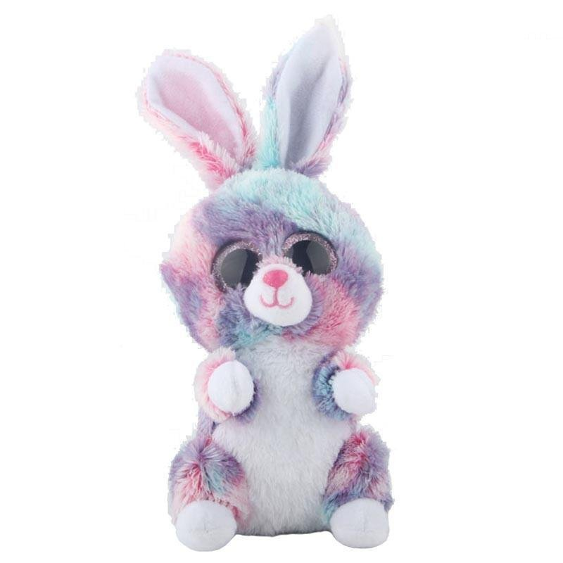 Doudou Lapin<br> Gros Yeux