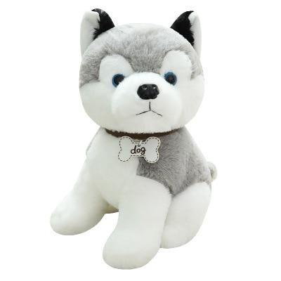 Doudou Loup<br> Petite taille