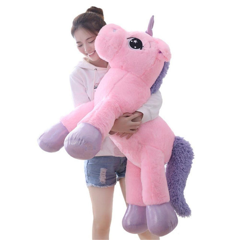 Doudou<br> Cheval Rose