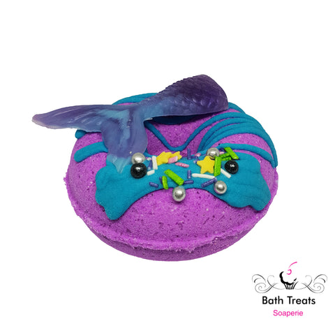 Mermaid Donut Bath Bomb
