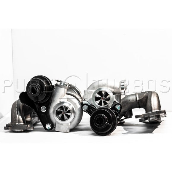 BMW N54 PURE600 Upgrade Turbos