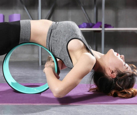 Image of 12 Inch Yoga Wheel