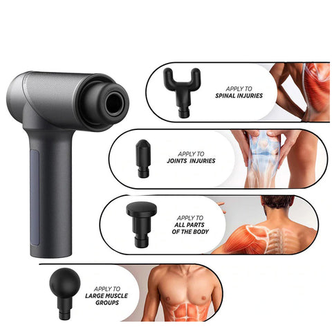 PainGun™ Pro Muscle Massager