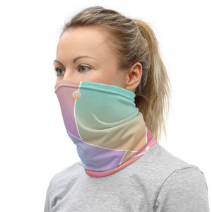 Stylish Colorful Neck Gaiter Face Mask Protection