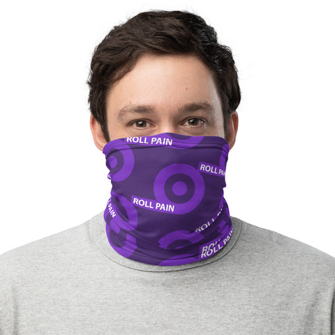 Original Roll Pain Logo Neck Gaiter Face Mask Protection