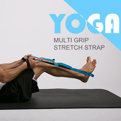 Stretch Out Strap Training Belt Bands