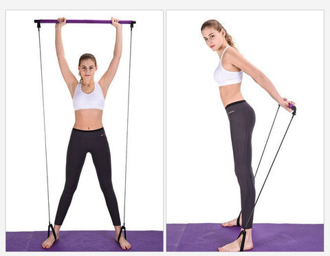Image of Portable Pilates BarX