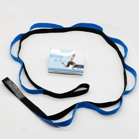Image of Stretch Out Strap Training Belt Bands