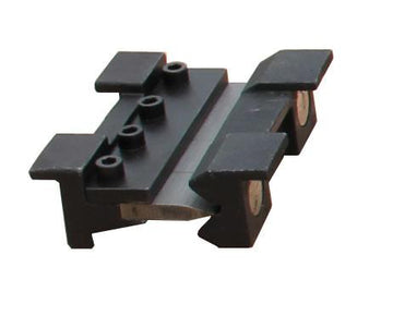 <transcy>BDS-4 - 4 &quot;Magnetic Sheet Bending Die adaptable to vise vise.</transcy>