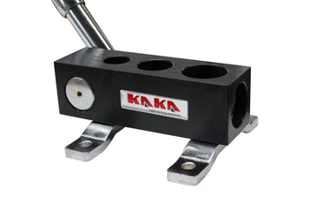 <transcy>KAKA Industrial RA-2 Manual Tube Notcher, 3/4 &quot;, 1&quot;, 1-1 / 4 &quot;Light Weight, High Precision Tubing Notcher</transcy>
