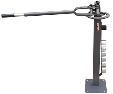 <transcy>YP-38- Manual Bender with pedestal For Tube and Solera with 7 Dice.</transcy>