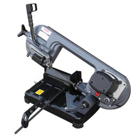 <transcy>Kaka Industrial BS-150 Mini Metal Cutting Band Saw, Variable Speed Bandsaw</transcy>