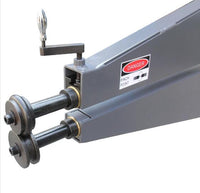 <transcy>RM-36- 20 gauge (1.0mm) Electrica sheet bevelling machine, 36 &quot;(91cm) throat.</transcy>