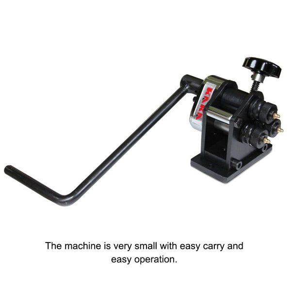 <transcy>PR-3 - Manual Roller for Solid Rod Diam. 1/4 &quot;and 1&quot; x1 / 8 &quot;Screed for rings up to 3&quot;</transcy>
