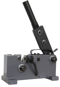 <transcy>KAKA Industrial MS-28 Sheet Metal Hand Shear, Rebar, Rod &amp; Round Steel, Flat Bar Cutter</transcy>