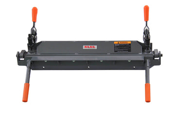 <transcy>W-2418- Manual Bender with Adjusting Screws 24 &quot;(60cm)</transcy>