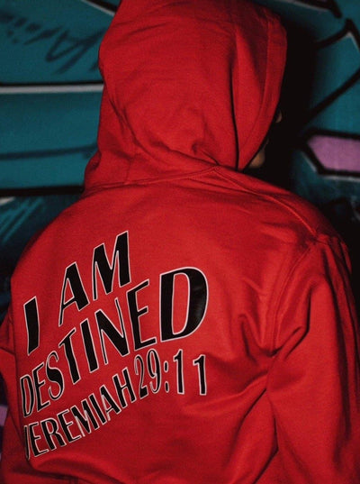 Destined Hoodie - Saved by Christ Apparel