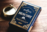 Planet Mercury Playing Cards - Numbered Seal