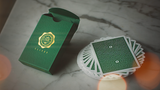 DMC Elites Playing Cards - V4 - Forest Green