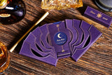 Luna Moon Playing Cards - Deluxe Violet