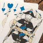 Pinocchio Playing Cards - Sapphire