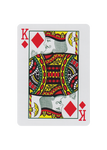 Ace Fulton's Casino Playing Cards - Gold