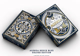 Bicycle Agenda Redux Playing Cards - Deluxe
