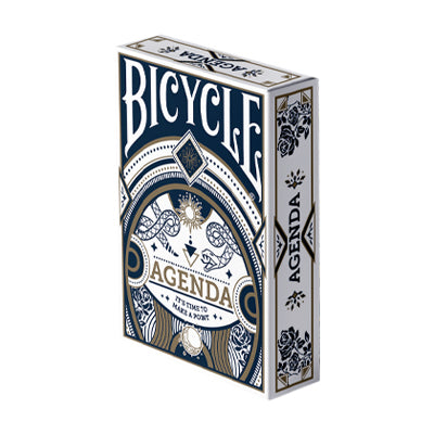Bicycle Agenda Redux Playing Cards - Standard