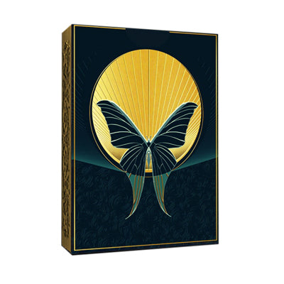 Alis Luminis Playing Cards - 52 Wonders Playing Cards Spielkarten Bicycle Fontaine Anyone Orbit Butterfly