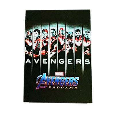 Avengers Playing Cards - Endgame Final