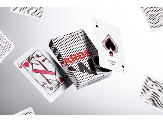 Views Playing Cards - White - 52 Wonders Playing Cards Spielkarten Bicycle Fontaine Anyone Orbit Butterfly