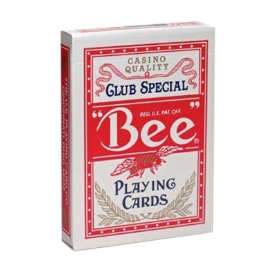 Bee Casino Playing Cards Blue Seal