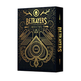 Betrayers Playing Cards - Invictus