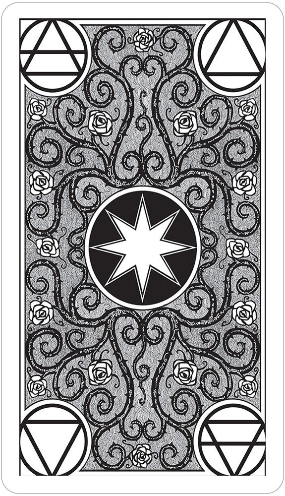 Bianco Nero Tarot Cards - 52 Wonders Playing Cards Spielkarten Bicycle Fontaine Anyone Orbit Butterfly
