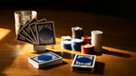 Bicycle Insignia Playing Cards - Blue