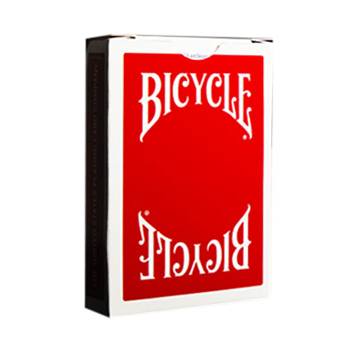 Bicycle Insignia Playing Cards - Red