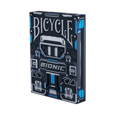 Bicycle Playing Cards - Bionic - 52 Wonders Playing Cards Spielkarten Bicycle Fontaine Anyone Orbit Butterfly