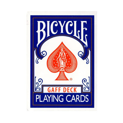 Bicycle Playing Cards - Gaff Deck - Blue