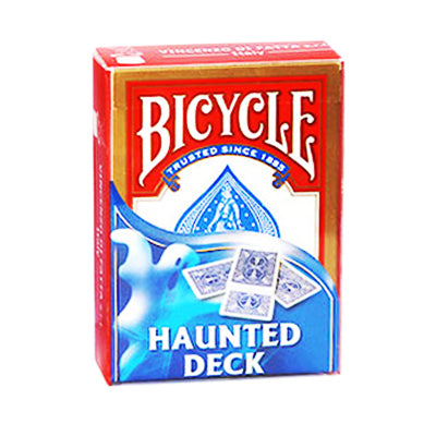Bicycle Playing Cards - Haunted Deck - Red